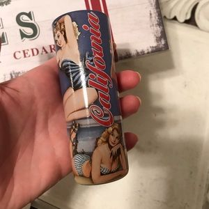 Other - NWOT California Bombshell Shot Glass- free w any p